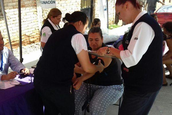 """Realizan Feria de  la Salud en el  albergue """"El Venadito"""""""