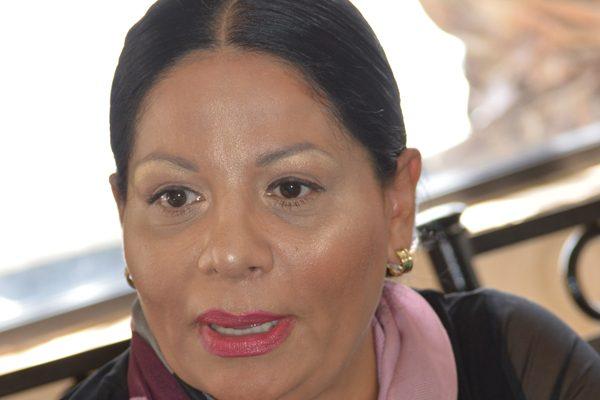 Comisión Jurisdiccional resolverá si procede  la solicitud de desafuero de Karina Velázquez