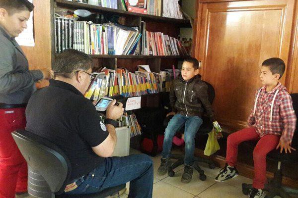 Realizan campaña de  donación de lentes a niños  de Guadalupe y Calvo