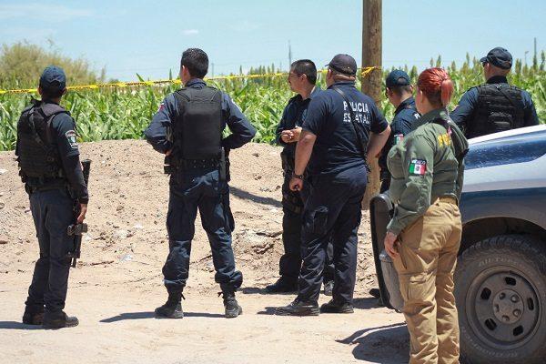 "Matan a cinco con el ""tiro de gracia"" en brecha en Ignacio Zaragoza"