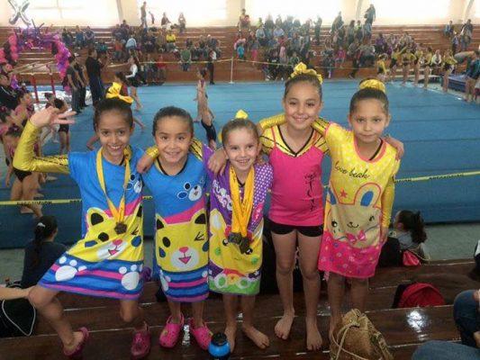 Copa Bonsái de gimnasia artística del 13 al 15 de octubre en Parral