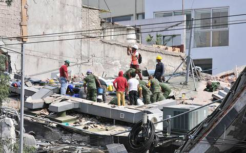Coparmex será centro de acopio para las víctimas del sismo