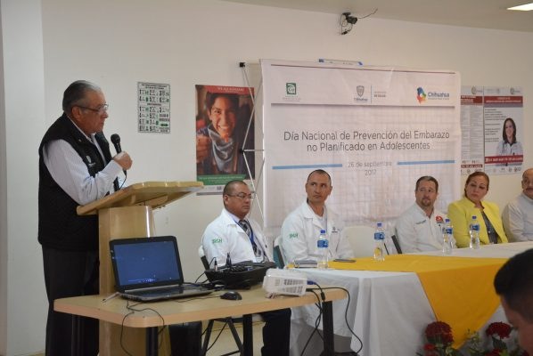 Anuncia Secretaría de Salud apertura de laboratorio en el CAPS de Guachochi