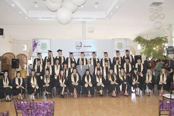 [Galería] Graduación de la Primera Generación de la UACh-Parral, Facultad de Derecho