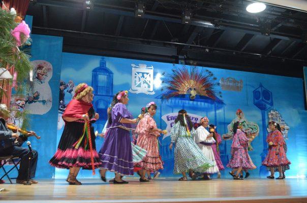 Se reúnen dos tradiciones del barranco y de la sierra, en Encuentro de Culturas 2017