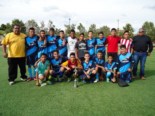 Tractopartes Muñoz, campeón