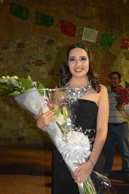 Sol Mares fue elegida  Señorita Patria 2017