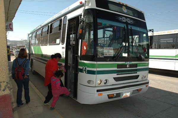 En espera tres solicitudes de nuevas rutas de transporte público