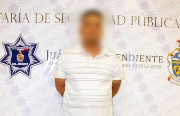 Sujeto abusa de su hijastra de seis años; es detenido