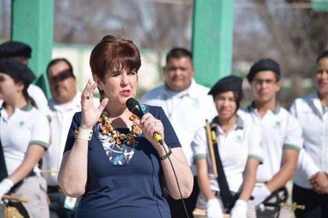 Deja Teresa Ortuño a Cobach sin presupuesto para deportes