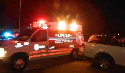 Volcadura: un muerto  y cinco lesionados