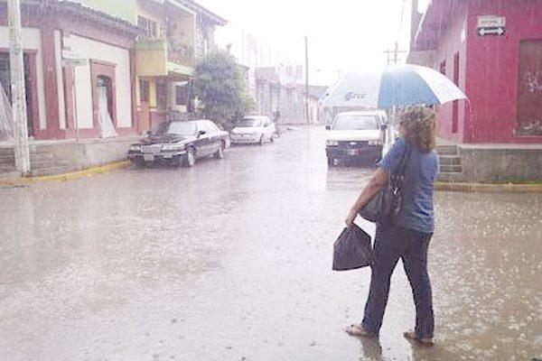 Pronostican 10 por ciento probabilidad de lluvias