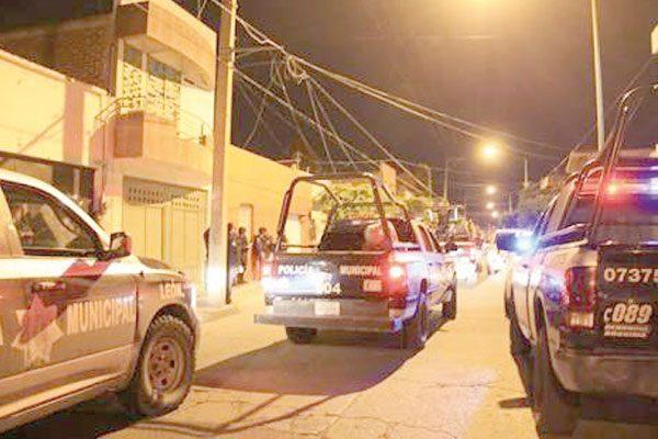 Pánico en Villa López por detonaciones de arma de fuego