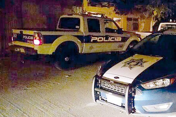 Joven detenido señalado de robar una llanta del interior de una casa