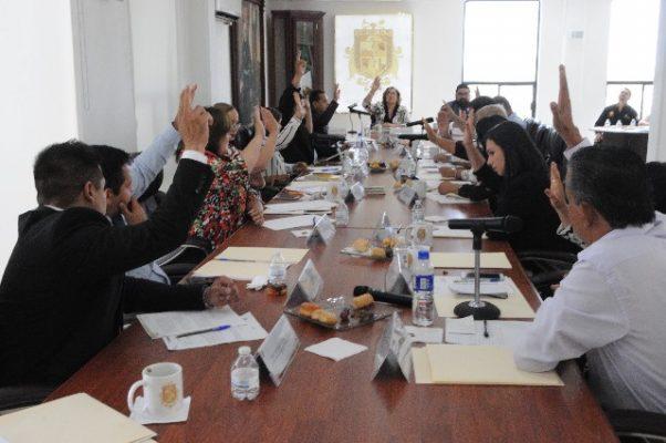 Con propuestas por parte de regidores se da el cierre financiero de Jornadas Villistas 2017