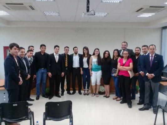 Son cinco los jóvenes que representarán a Parral en el 1er Concurso de Debate Político Juvenil, fase estatal