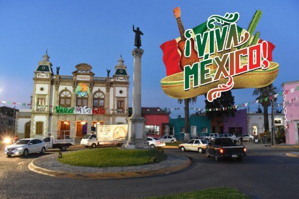 """Ven y disfruta de la """"Noche mexicana"""" que habrá de enmarcar el """"Grito de Independencia  2017"""""""
