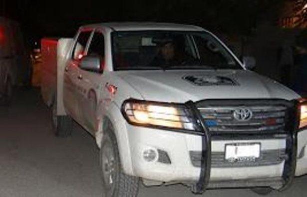 Movilización de policía ministerial y SEMEFO rumbo a la sierra por la madrugada