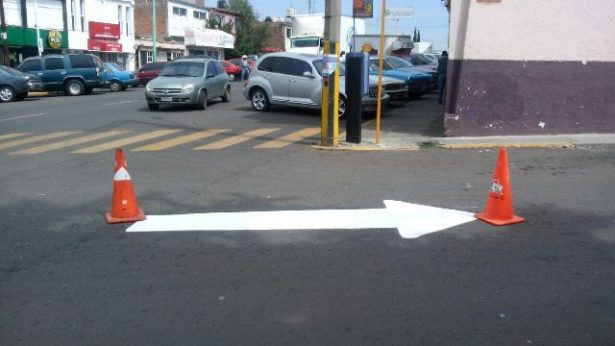 Informa DSPM cambio de sentido de la calle segunda en Altavista