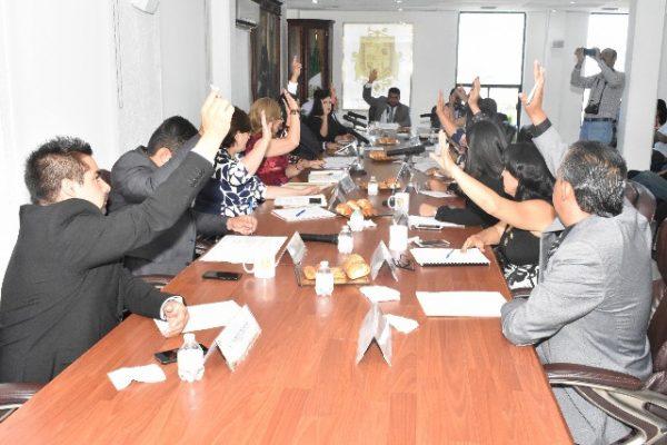 Cabildo aprueba el reglamento del SIPINA de Parral y se toma protesta a los  integrantes del sistema
