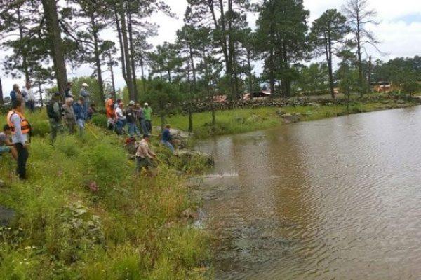 Se ahoga hombre en presa de Guachochi luego de meterse a nadar
