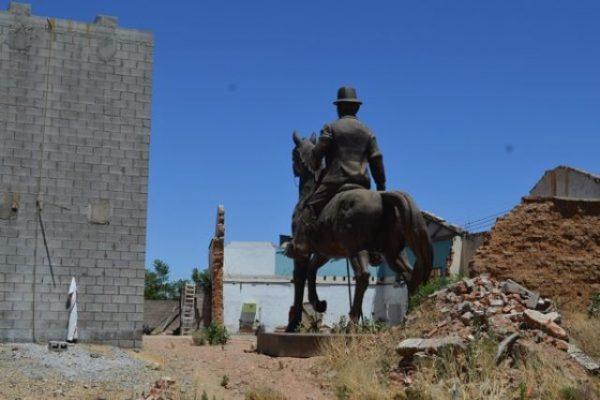 Estatua de Villa debe ser reinstalada en otro espacio lo antes posible: INAH