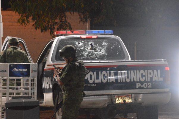 Se agrava la salud del Comandante de la Policía de Allende, quien fuera atentado por un comando armado la noche de ayer