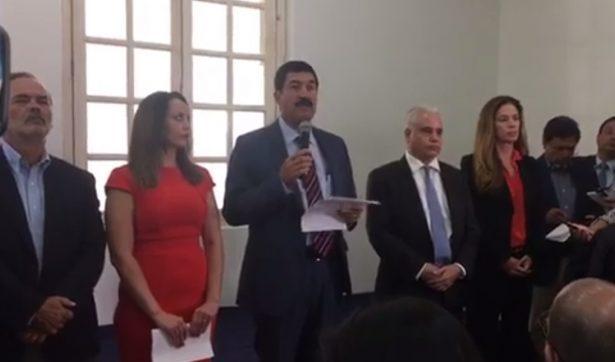 Tiene César Duarte 10 órdenes de aprehensión: Javier Corral