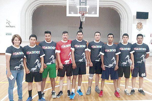 Doble triunfo para los Apaches de Guachochi en voleibol municipal