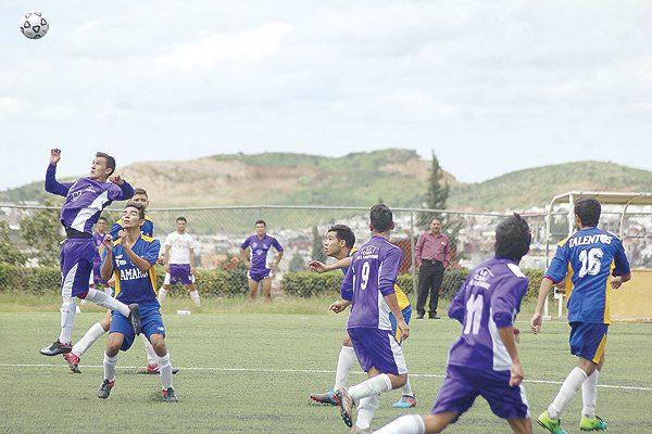 A rodar el balón del Regional de Futbol Sub20 Zona Norte