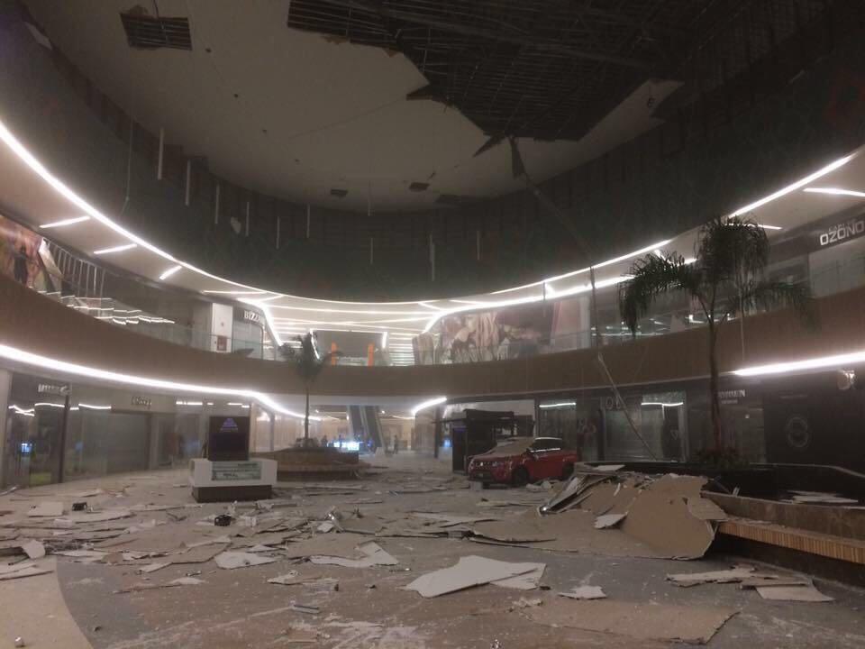 Tiendas de ropa, negocios y centros comerciales de Tuxtla Gutiérrez, Chiapas, se vieron considerablemente afectados.