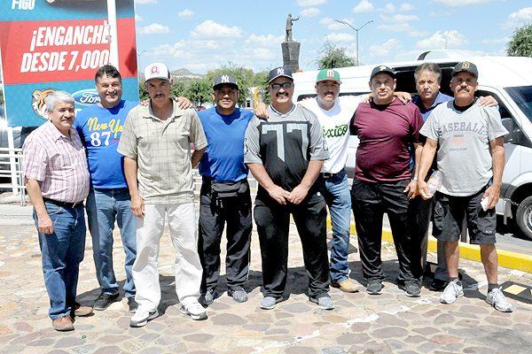 Los Dorados de Chihuahua van en camino al nacional de beisbol súper Máster