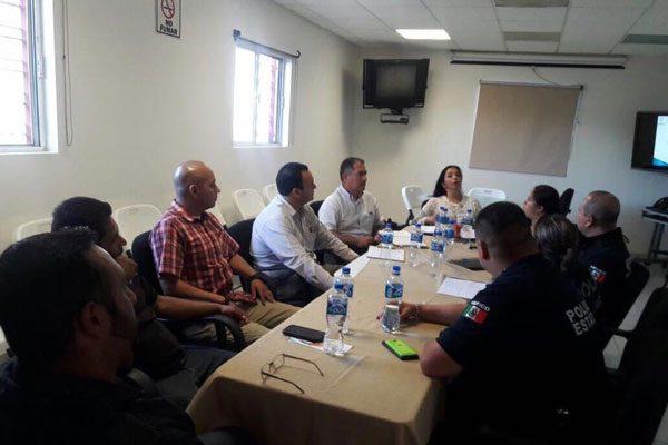 El Comité Municipal Contra las Adicciones acuerda plan de ayuda para albergue San Andrés y Secundaria Elisa  Griensen