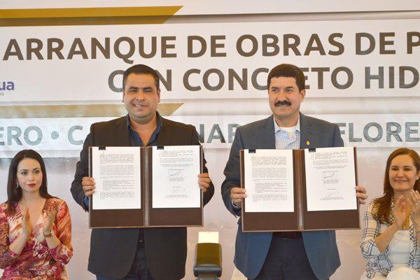 El Gobernador ha visitado Parral 4 veces el primer año