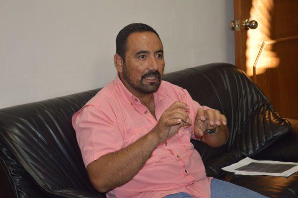 """""""Protesta de ex mineros es por reclamo de sus acciones"""""""