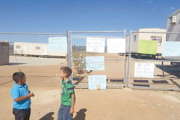 Cierran escuela; estructura en deplorables condiciones