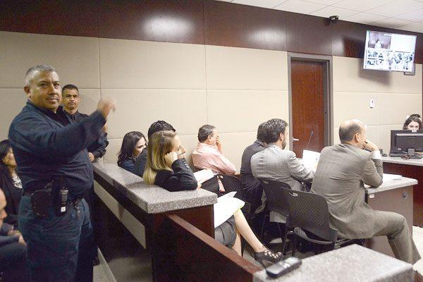 Fallo condenatorio de 3 años para el ex alcalde Javier Garfio