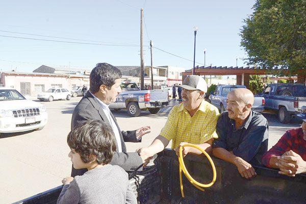 Visita el Gobernador municipio de Gómez Farías