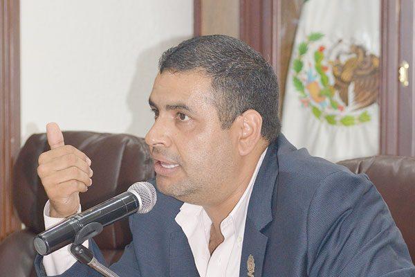 Hoy rinde Alfredo Lozoya su Primer Informe de Gobierno