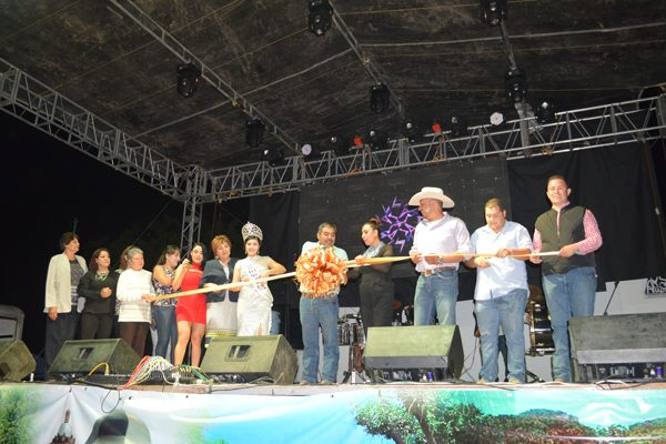 Celebra Allende sus fiestas patronales