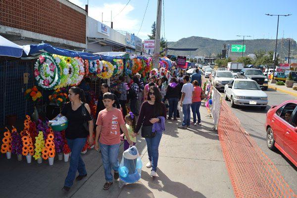 Ocupados el 80% de los espacios para la Feria del Hueso