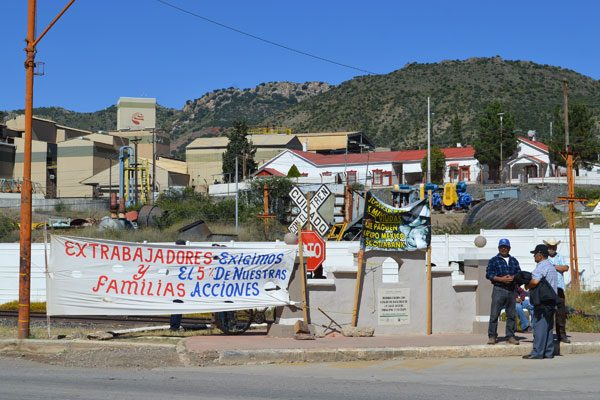 No queremos que el pueblo enfrente al pueblo; estamos abiertos al diálogo para un buen acuerdo: Ex mineros