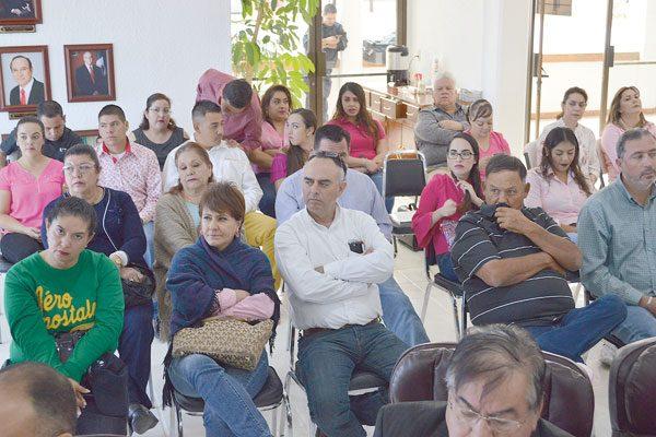 Turnan a Comisión solicitud de cambio  de uso de suelo en calle Churubusco
