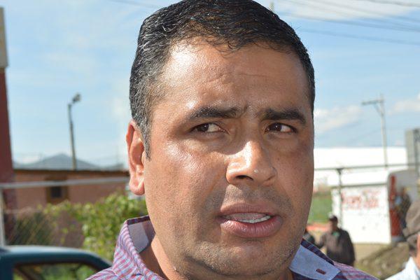Planea alcalde Lozoya aplicar concreto de mayor resistencia en varias colonias