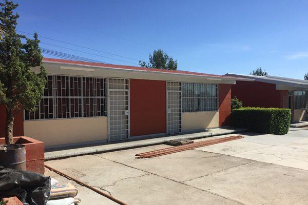 Solicitan 46 colegios proyectos para modificación y mantenimiento de sus edificios