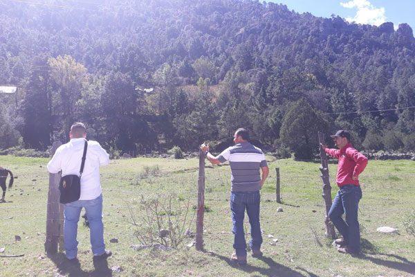 Inicia construcción de  rastro en Gpe. y Calvo