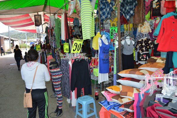 Se han vendido 197 de 317 stands para comerciantes en la Feria del Hueso: DIF