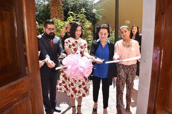 DIF inaugura el Centro para el Desarrollo de las Mujeres