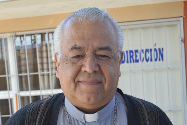 Confirma el Obispo la visita a Parral  del nuncio apostólico Franco Coppola