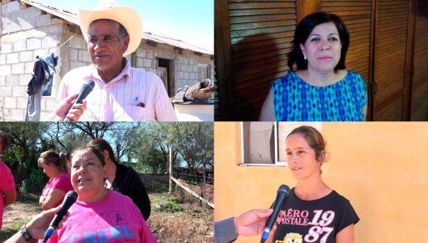 Ciudadanos califican con 10  el trabajo de Alfredo Lozoya